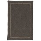 Shear Natural Rural Earth Area Rug Rug Size: Rectangle 2' x 3'
