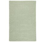Isla Hand-Woven Green Area Rug Rug Size: 8' x 10'