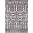 Rundell Gray Area Rug Rug Size: Rectangle 3'11