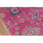 Thadine Pink Area Rug Rug Size: Rectangle 9' x 12'