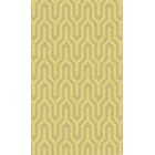 Burchfield Gold Geometric Rug Rug Size: Rectangle 8' x 11'
