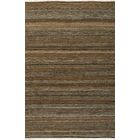 Barnesbury Brown Striped Rug Rug Size: Rectangle 4' x 6'
