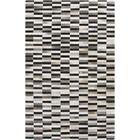 Camilla Black Area Rug Rug Size: Rectangle 5' x 8'