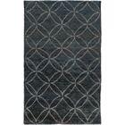 Helston Sky Blue/Moss Area Rug Rug Size: Rectangle 5' x 8'