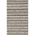 Lloyd Hand Woven Wool Gray Area Rug Rug Size: Rectangle 2' x 3'