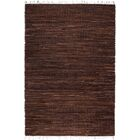 Fairway Chocolate Area Rug Rug Size: Rectangle 4' x 6'