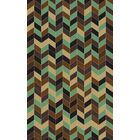 Denver Mocha Area Rug Rug Size: Rectangle 8' x 10'
