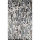 Harbor View Black/Gray Area Rug Rug Size: Rectangle 8' x 11'