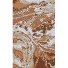 Scylla Rust/Taupe Area Rug Rug Size: Rectangle 5' x 8'