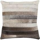 Warren Cotton Throw Pillow I Size: 20
