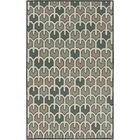 Criss Forest Geometric Area Rug Rug Size: Rectangle 5' x 8'