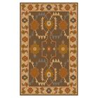 Wellsville Chocolate Rug Rug Size: Rectangle 8' x 11'
