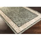 Pearce Moss/Ivory Indoor/Outdoor Area Rug Rug Size: Rectangle 6' x 9'