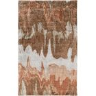 Scylla Brown Area Rug Rug Size: Rectangle 5' x 8'