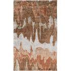 Scylla Brown Area Rug Rug Size: Rectangle 5' x 8'