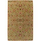 Purcell Gold Rug Rug Size: Rectangle 8' x 11'