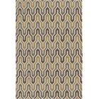 Robby Hand-Woven Brown Area Rug Rug Size: Rectangle 8' x 11'