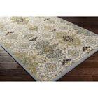 Pottershill Hand-Tufted Slate/Olive Area Rug Rug Size: Rectangle 8' x 10'