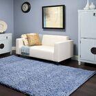 Bonney Sky Blue Area Rug Rug Size: Rectangle 9' x 13'