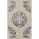Windsor Hand-Tufted Green/Gray Area Rug Rug Size: Rectangle 9' x 13'