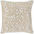 Chantel 100% Cotton Throw Pillow Size: 22