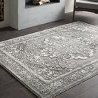 Thissell Vintage Persian Medallion Gray Area Rug Rug Size: Runner 2'7