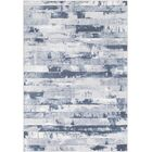 Carita Denim/Gray Area Rug Rug Size: Rectangle 7'10