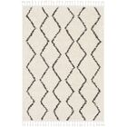 Joaquin Modern Bohemian Beige Area Rug Rug Size: Rectangle 5'3
