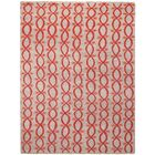 Eternity Buff Trellis Area Rug Rug Size: Rectangle 8' x 11'