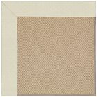 Lisle Machine Tufted Cream/Beige Indoor/Outdoor Area Rug Rug Size: Rectangle 5' x 8'