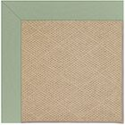 Lisle Machine Tufted Light Jade and Beige Indoor/Outdoor Area Rug Rug Size: Square 10'