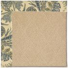Lisle Machine Tufted High Seas/Beige Indoor/Outdoor Area Rug Rug Size: Rectangle 8' x 10'