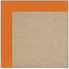 Lisle Machine Tufted Clementine Indoor/Outdoor Area Rug Rug Size: Square 10'