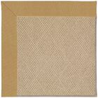 Lisle Machine Tufted Bronze/Brown Indoor/Outdoor Area Rug Rug Size: Rectangle 9' x 12'