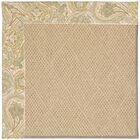 Lisle Machine Tufted Quarry/Brown Indoor/Outdoor Area Rug Rug Size: Rectangle 5' x 8'