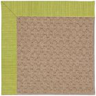 Lisle Machine Tufted Pea Pod/Brown Indoor/Outdoor Area Rug Rug Size: Rectangle 3' x 5'