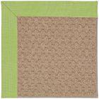 Lisle Machine Tufted Parakeet/Brown Indoor/Outdoor Area Rug Rug Size: Rectangle 8' x 10'