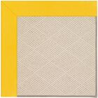 Lisle Cream Indoor/Outdoor Area Rug Rug Size: Square 8'