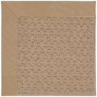 Lisle Machine Tufted Biscuit Indoor/Outdoor Area Rug Rug Size: Square 8'