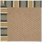 Lisle Machine Tufted Multi-colored Indoor/Outdoor Area Rug Rug Size: Rectangle 8' x 10'