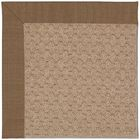 Lisle Machine Tufted Cafe/Brown Indoor/Outdoor Area Rug Rug Size: Rectangle 5' x 8'