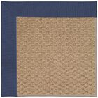 Lisle Machine Tufted Brown and Beige Indoor/Outdoor Area Rug Rug Size: Square 8'