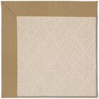 Lisle Cream Indoor/Outdoor Area Rug Rug Size: Rectangle 7' x 9'