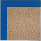 Lisle Machine Woven Blue/Brown Indoor/Outdoor Area Rug Rug Size: Round 12' x 12'