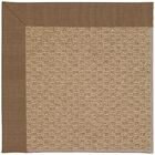 Lisle Machine Tufted Cafe/Brown Indoor/Outdoor Area Rug Rug Size: Rectangle 8' x 10'