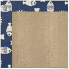 Lisle Machine Tufted Indoor/Outdoor Area Rug Rug Size: Square 10'
