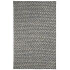 Pillar Hand-Tufted Granite/Smoke Area Rug Rug Size: Runner 2'6