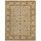 Brandon Hand Knotted Honey Area Rug Rug Size: 8'6
