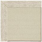 Barrett Linen Machine Tufted Natural Area Rug Rug Size: Rectangle 7' x 9'