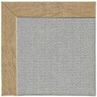 Barrett Machine Tufted Beige/Gray Area Rug Rug Size: Round 12' x 12'